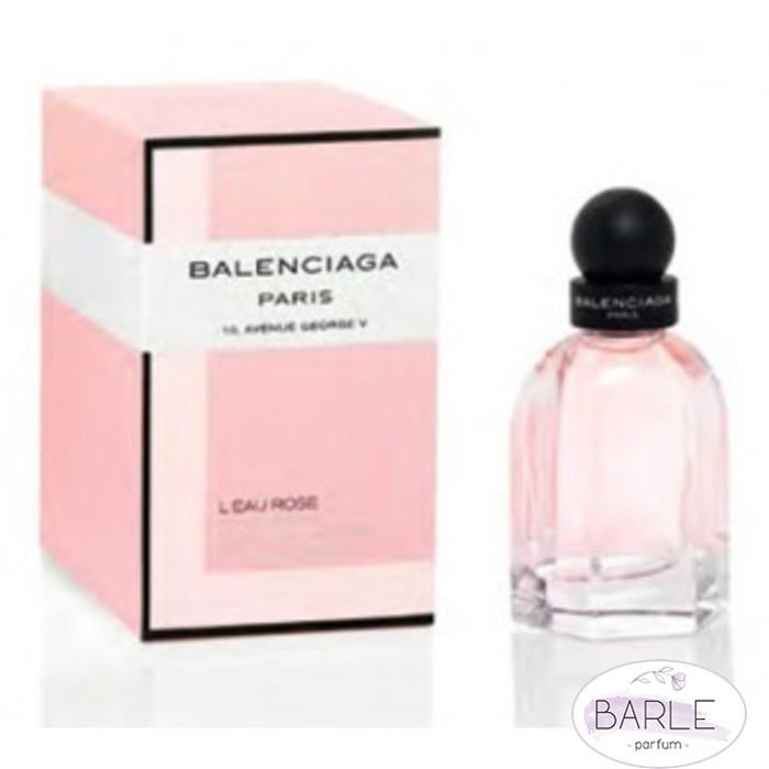 Balenciaga  10 Avenue George L`eau Rose