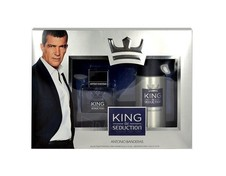 Antonio Banderas King of Seduction Man