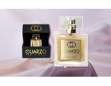 Cuarzo The Circle Just Gold