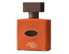 David Jourquin Cuir Mandarine