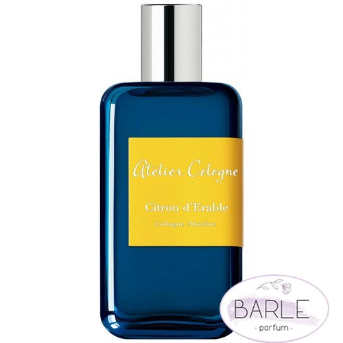 Atelier Cologne Citron D`Erable Cologne Absolue