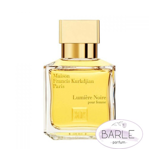Francis Kurkdjian Lumiere Noire for women