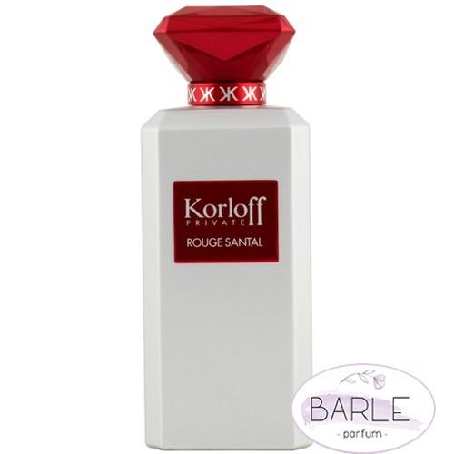 Korloff Paris Rouge Santal
