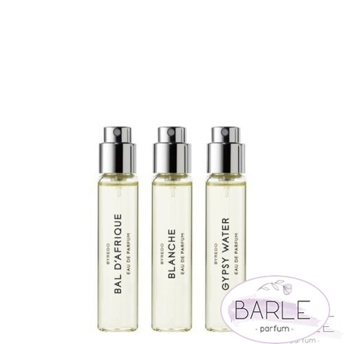 Byredo Парфюмерная вода 3*12 мл Travel Collection